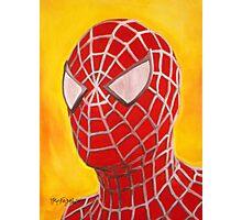 The Amazing Spiderman! Photographic Print