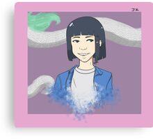 Jungkook [Haku] Canvas Print
