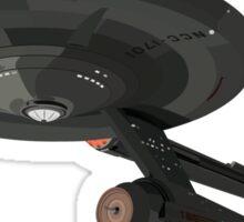 Star Trek U.S.S Enterprise  Sticker