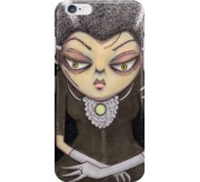 Frank and his Bride iPhone Case/Skin