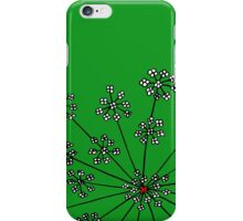 Queen Anne's Lace iPhone Case/Skin