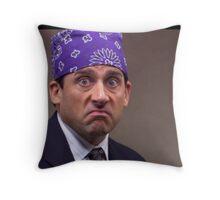 michael scott  Throw Pillow