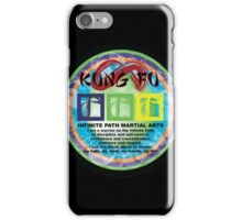 Infinite Path Martial Arts - Youth Creed #2 iPhone Case/Skin