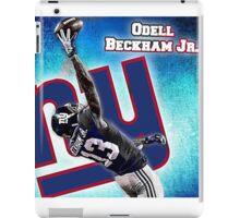 Odell Beckham B&W Catch iPad Case/Skin