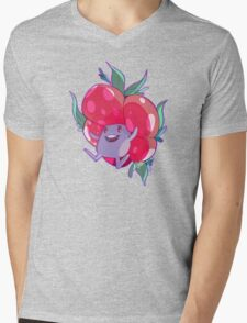 Vileplume Mens V-Neck T-Shirt