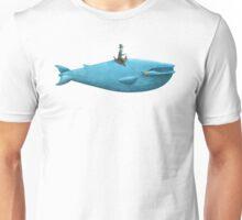 Whale Rider  Unisex T-Shirt