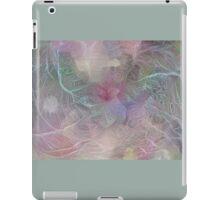 Pastel Web iPad Case/Skin
