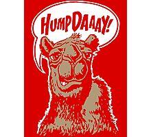 hump day Photographic Print