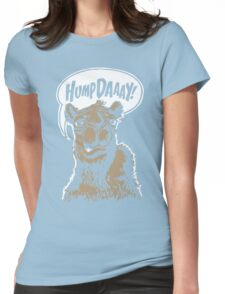 hump day Womens Fitted T-Shirt