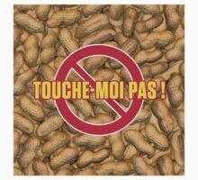 TOUCHE-MOI PAS ! Kids Tee