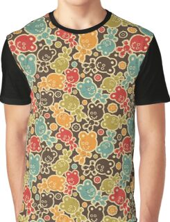 Teddy bears. Graphic T-Shirt