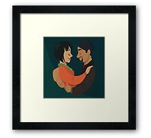 Sweet Kisses I've Got To Spare Framed Print