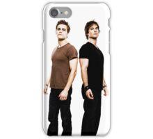 Salvatore Brothers iPhone Case/Skin
