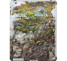 Moss in a River of Wood iPad Case/Skin