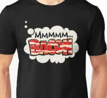 mmmm bacon Unisex T-Shirt