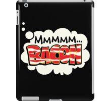 mmmm bacon iPad Case/Skin