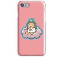 Bored Angel iPhone Case/Skin