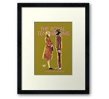 The Royal Tenenbaums by Wes Anderson Framed Print