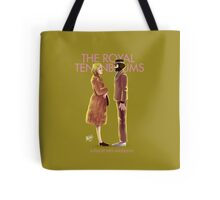 The Royal Tenenbaums by Wes Anderson Tote Bag