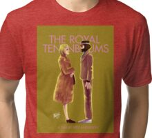 The Royal Tenenbaums by Wes Anderson Tri-blend T-Shirt