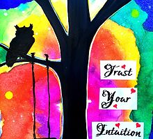 Trust Your Intuition by Michelle Potter