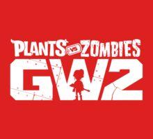 plants vs zombies garden warfare 2 Baby Tee