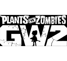 plants vs zombies garden warfare 2 Photographic Print