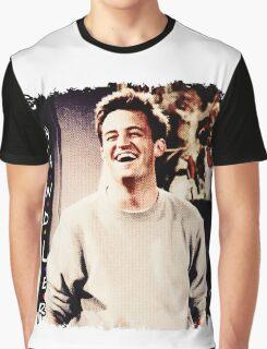 Friends --- Chandler Bing Graphic T-Shirt