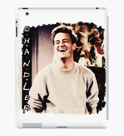Friends --- Chandler Bing iPad Case/Skin