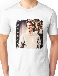 Friends --- Chandler Bing Unisex T-Shirt