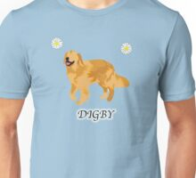 Digby - Pushing Daisies Unisex T-Shirt