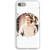 Friends --- Chandler Bing (v2) iPhone Case/Skin
