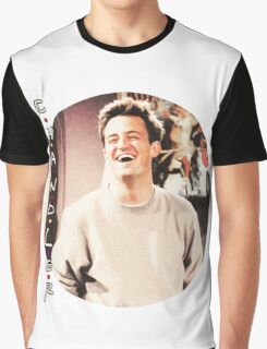 Friends --- Chandler Bing (v2) Graphic T-Shirt