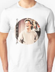 Friends --- Chandler Bing (v2) Unisex T-Shirt