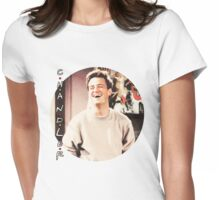 Friends --- Chandler Bing (v2) Womens Fitted T-Shirt
