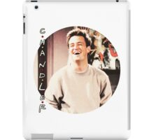 Friends --- Chandler Bing (v2) iPad Case/Skin
