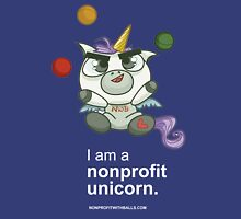 I AM A NONPROFIT UNICORN (dark)! Hoodie