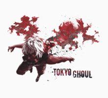 Kaneki ken 014 - Tokyo Ghoul Kids Tee