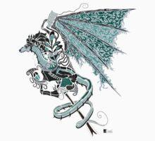 Hectarius Dragon Kids Tee