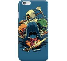 The Assassins  iPhone Case/Skin