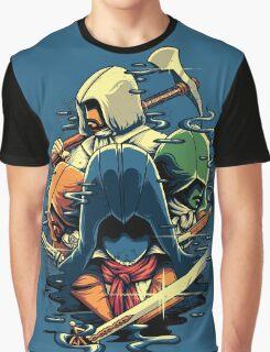The Assassins  Graphic T-Shirt