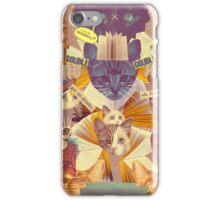Cats n Books n Books n Cats iPhone Case/Skin