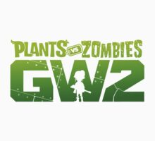 plants vs zombies garden warfare 2 Kids Tee