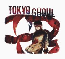 Kaneki ken 018 - Tokyo Ghoul Kids Tee