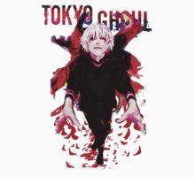 Kaneki ken 019 - Tokyo Ghoul Kids Tee