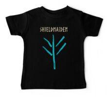shieldmaiden -  symbol Baby Tee