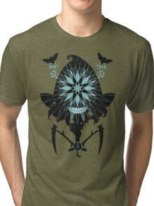 Flight of the Reaper Moth Tri-blend T-Shirt