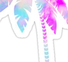 Palm tree pattern Sticker