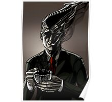 Coffee-man Poster