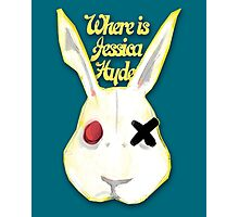 Where is Jessica Hyde Photographic Print